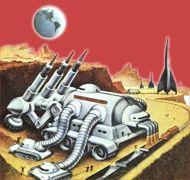 Terraforming Mars?